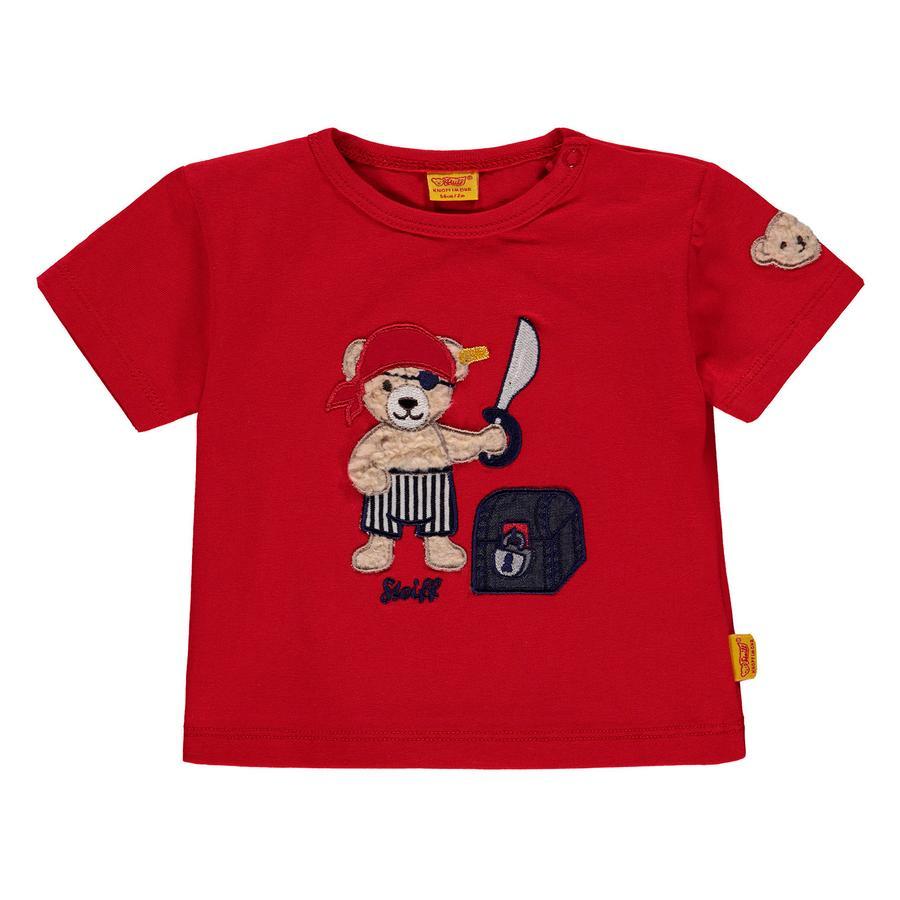Steiff Boys T-Shirt rot