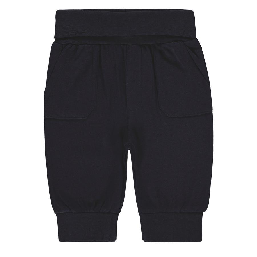 Steiff Boys Jogginghose, schwarz