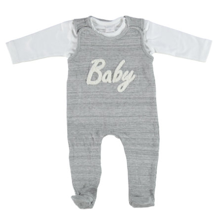 LITTLE romper set offwhite