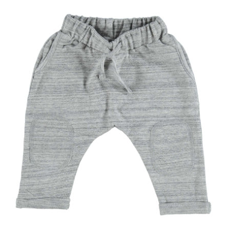 LITTLE Baby Sweatpants grey melange