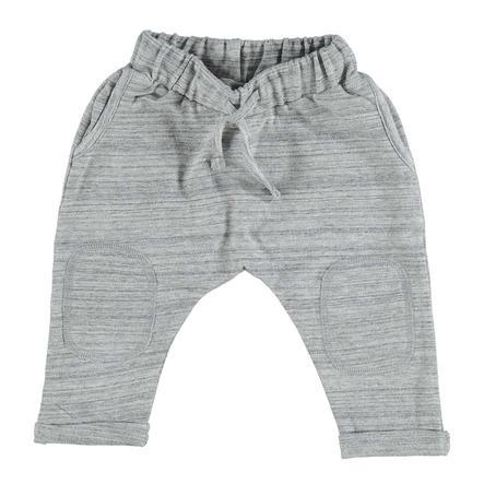 LITTLE Pantalon de survêtement bébé gris mélangé
