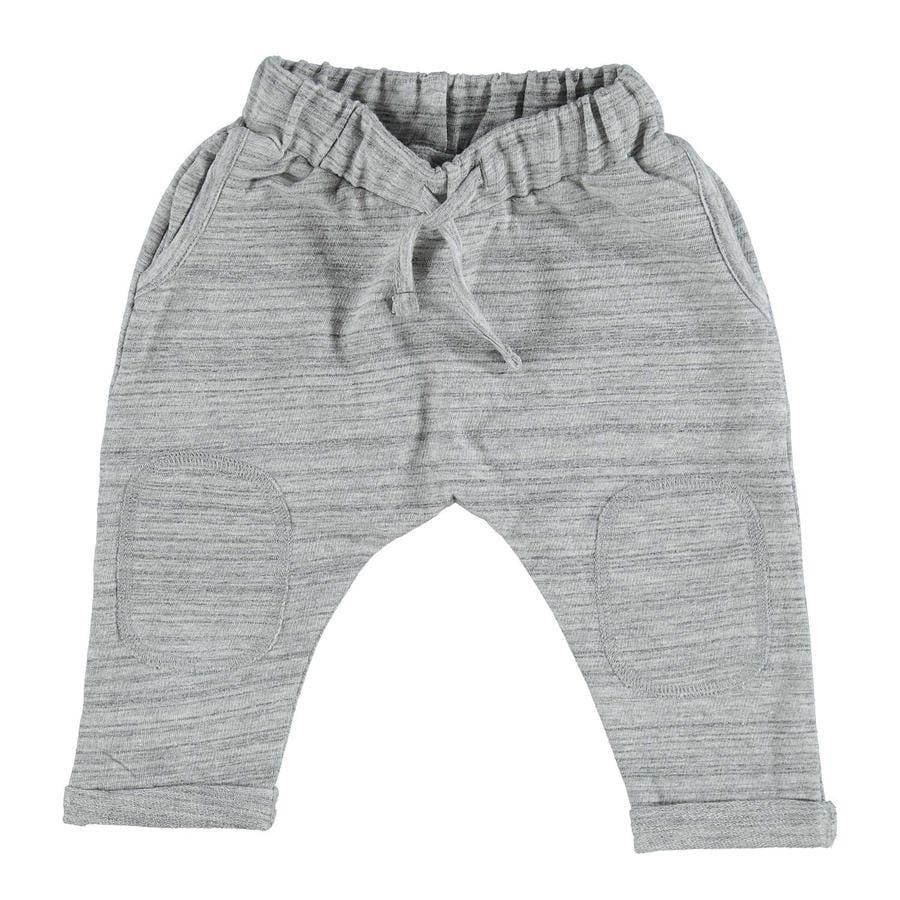 LITTLE Baby Sweatbroek grijs melange