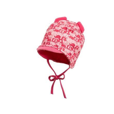 maximo Girl s casquette éléphants azalée-rose pâle