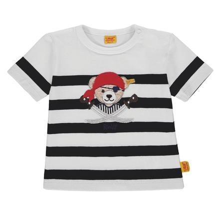Steiff T-shirt til drenge - Pirat marine