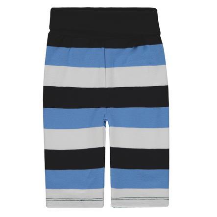 Steiff Boys Pantalon de jogging à rayures en bloc