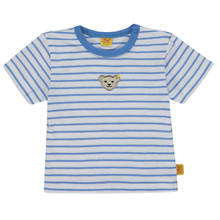 Steiff Boys T-Shirt, hellblau