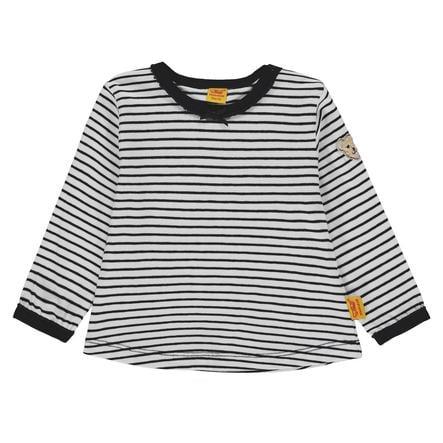 Steiff Girls Langermet skjorte, striper blå