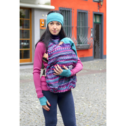 Manduca Cover Cold Weather Insert Boho Print