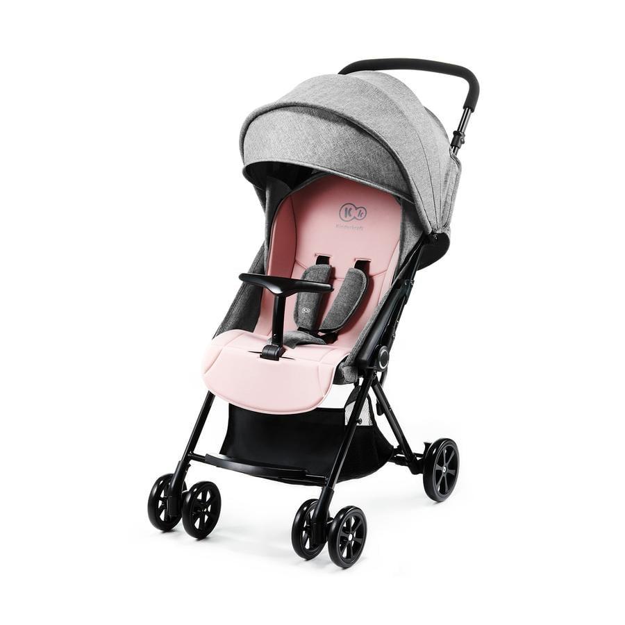 Kinderkraft Paraplyvagn Lite up pink