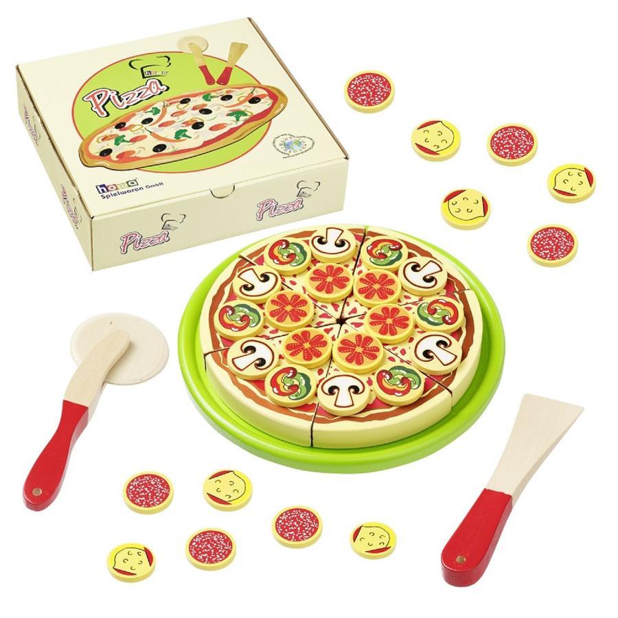howa filo pizza de corte de madera