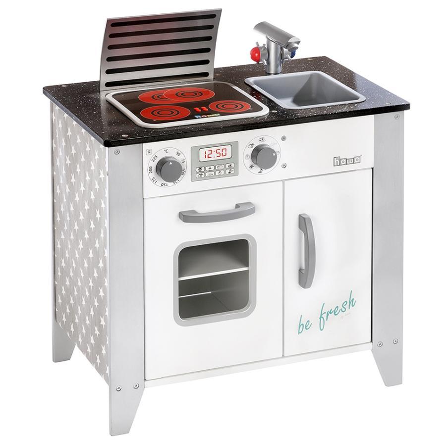 howa® Spielküche Be fresh mit LED Kochfeld