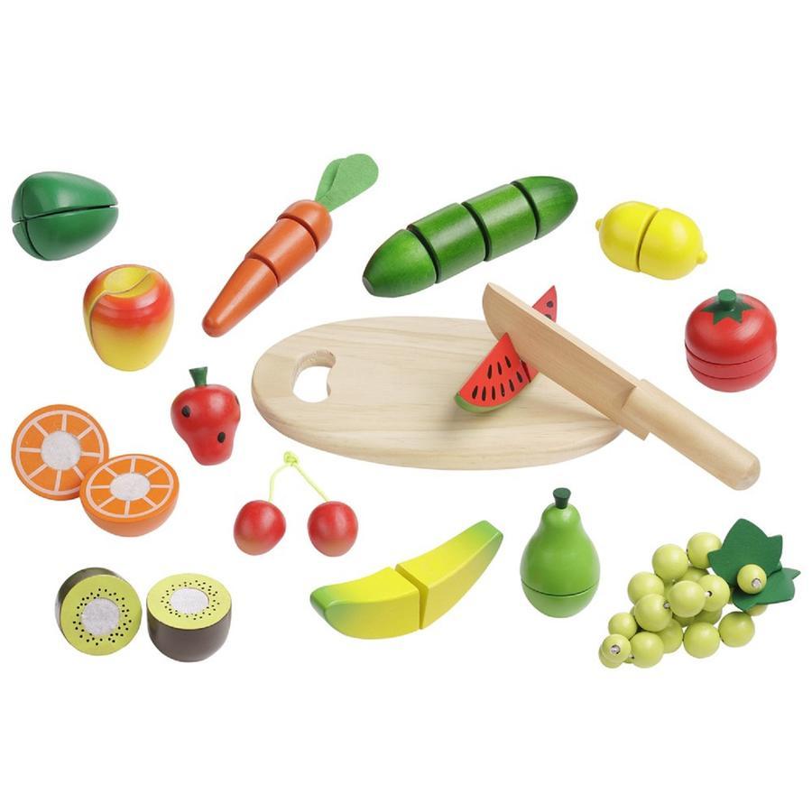 howa Juego de corte de frutas y verduras