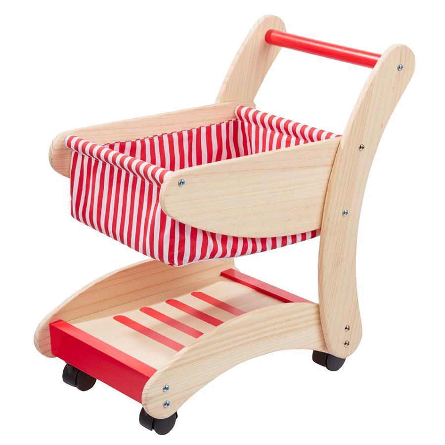howa® Kundvagn natur/röd