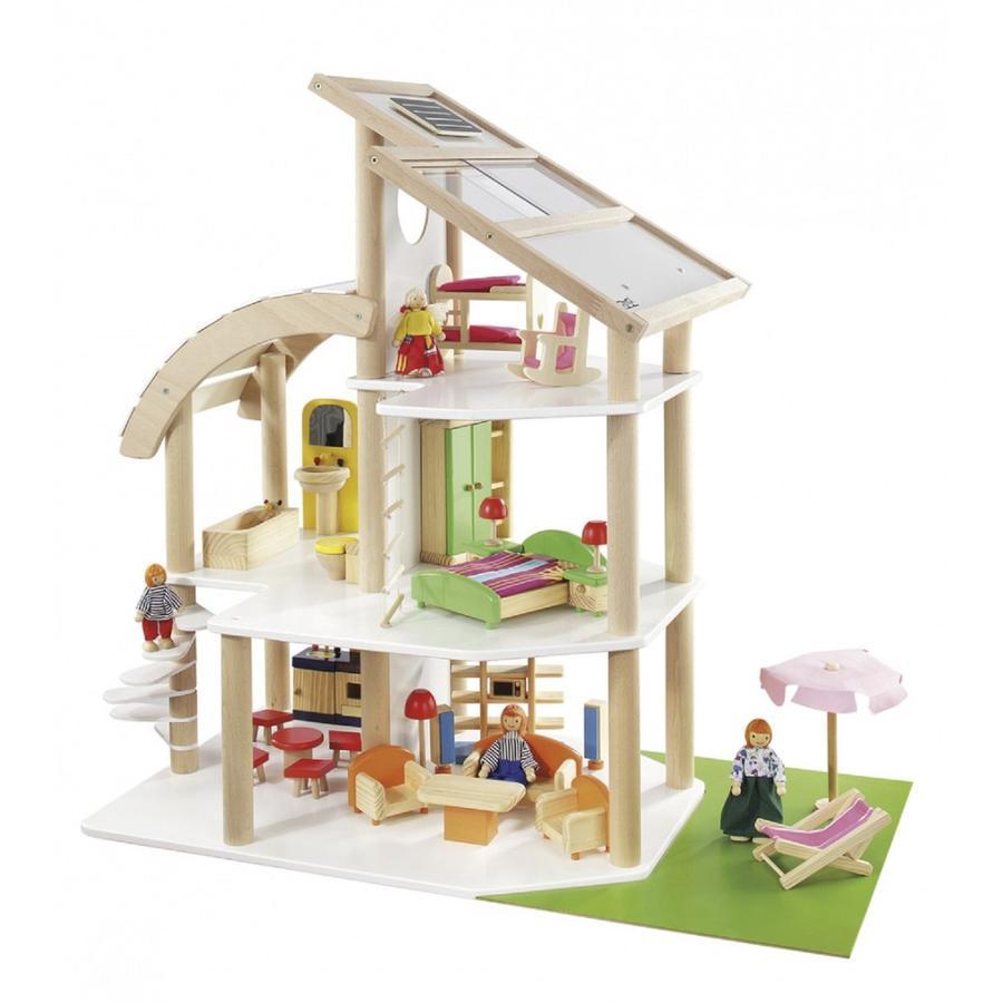 howa Strand villa Inklusive 30 meubles et 4 poupées