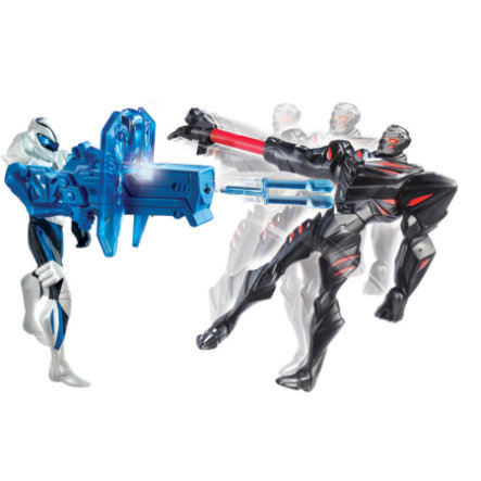 MATTEL Max Steel - Max Steel vs. Dredd - Actionfigur 2-Pack