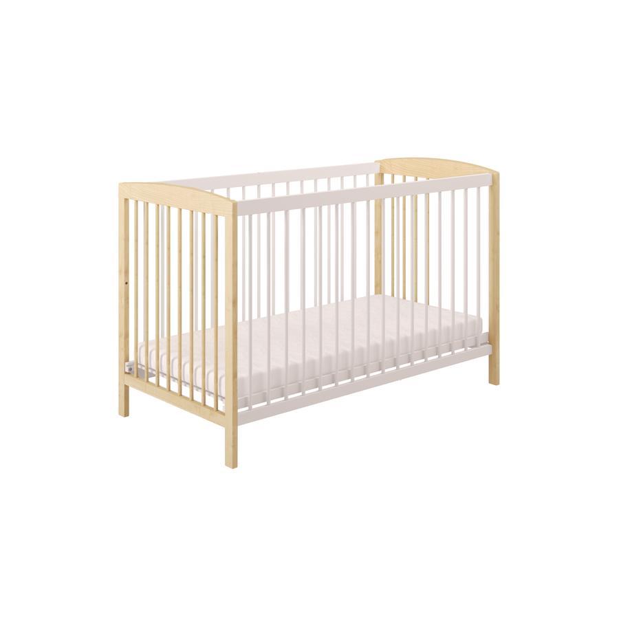 Polini Kids Babyseng Simple 101 natur-hvid