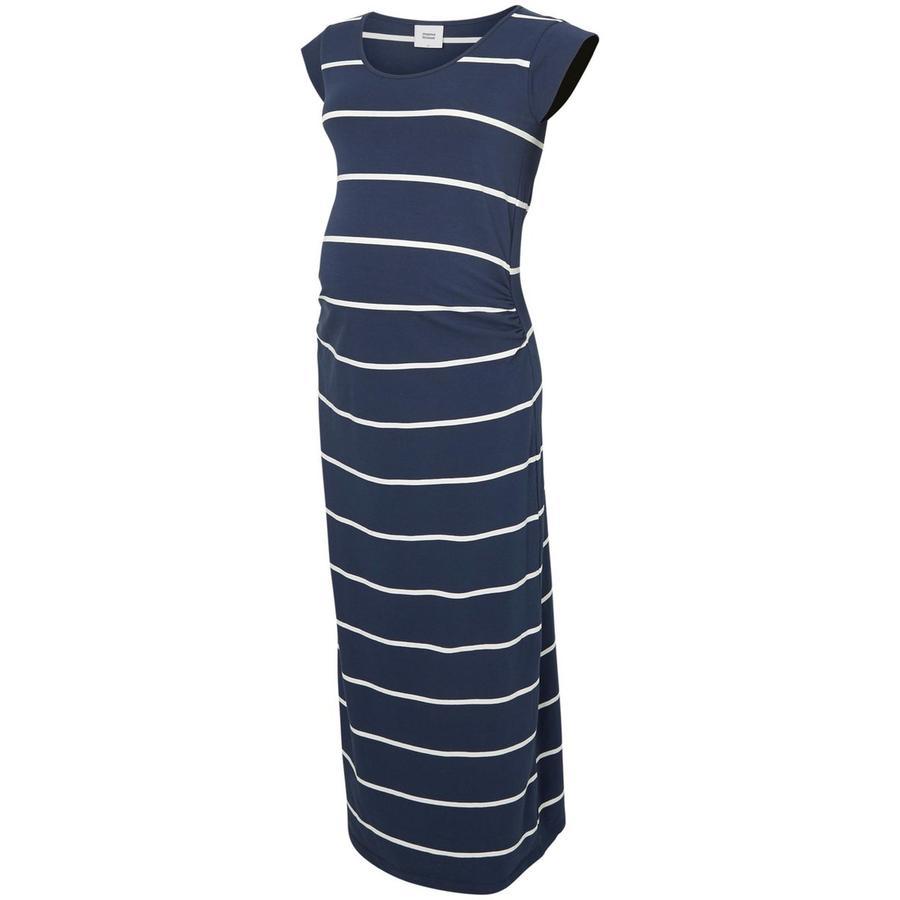 mama licious Vestido de embarazada MLALLY blazer azul marino