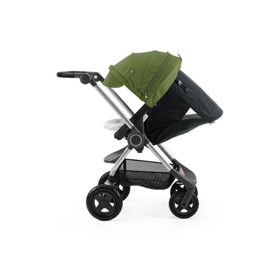 STOKKE® Kinderwagen Scoot™ Black/Green