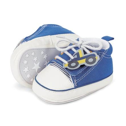 Sterntaler Boys Chaussure bébé, bleue