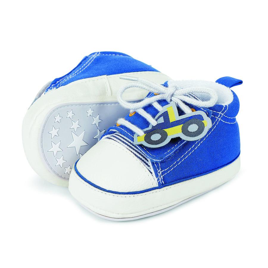 Sterntaler Babysko til drenge, blå