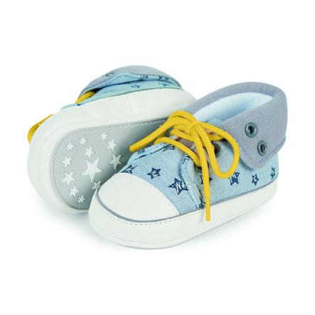 Sterntaler Boys Chaussure bébé, gris fumé