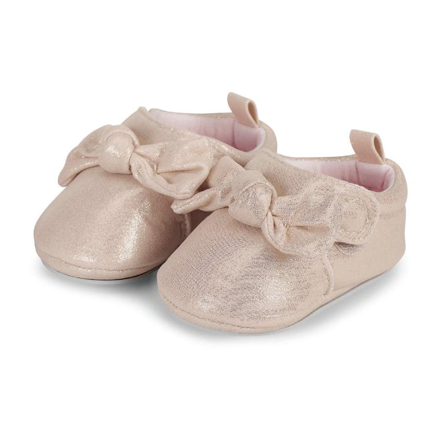Sterntaler Girl S Scarpa bebé, rosa pallido