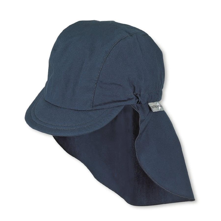 Sterntaler Bonnet pare-soleil marine