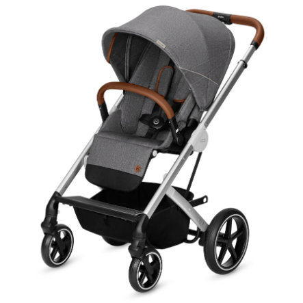 cybex GOLD Kinderwagen Balios S Denim Edition Manhattan Grey