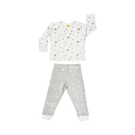 DIMO-TEX pigiama 2 pz. stelle grigio