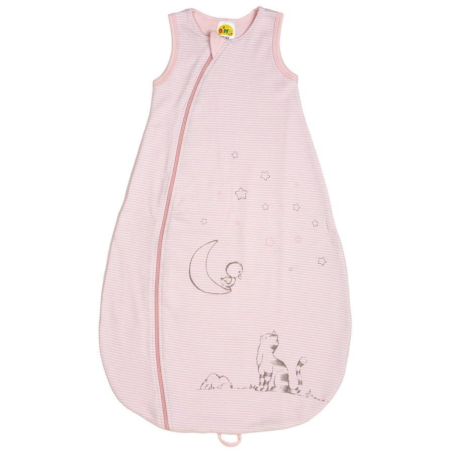 DIMO-TEX Saco de dormir gatitos rosa