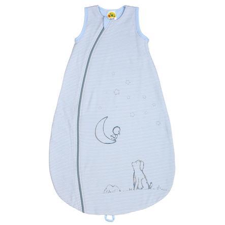 DIMO-TEX Schlafsack Hündchen blau