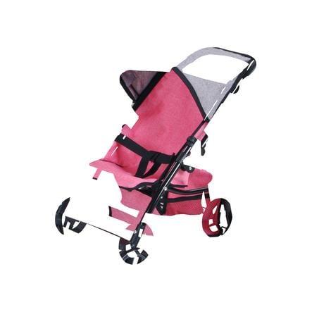 knorr® toys Poussette pour poupée Liba - jeans pink