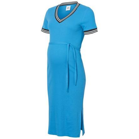 mama licious Robe de maternité MLIDALIA bleu cendre