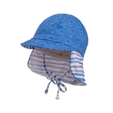 maximo Boys Schildmütze Robben blaues-azur