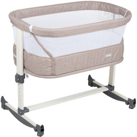 babyGO Lettino co-sleeping Vivaldi - beige