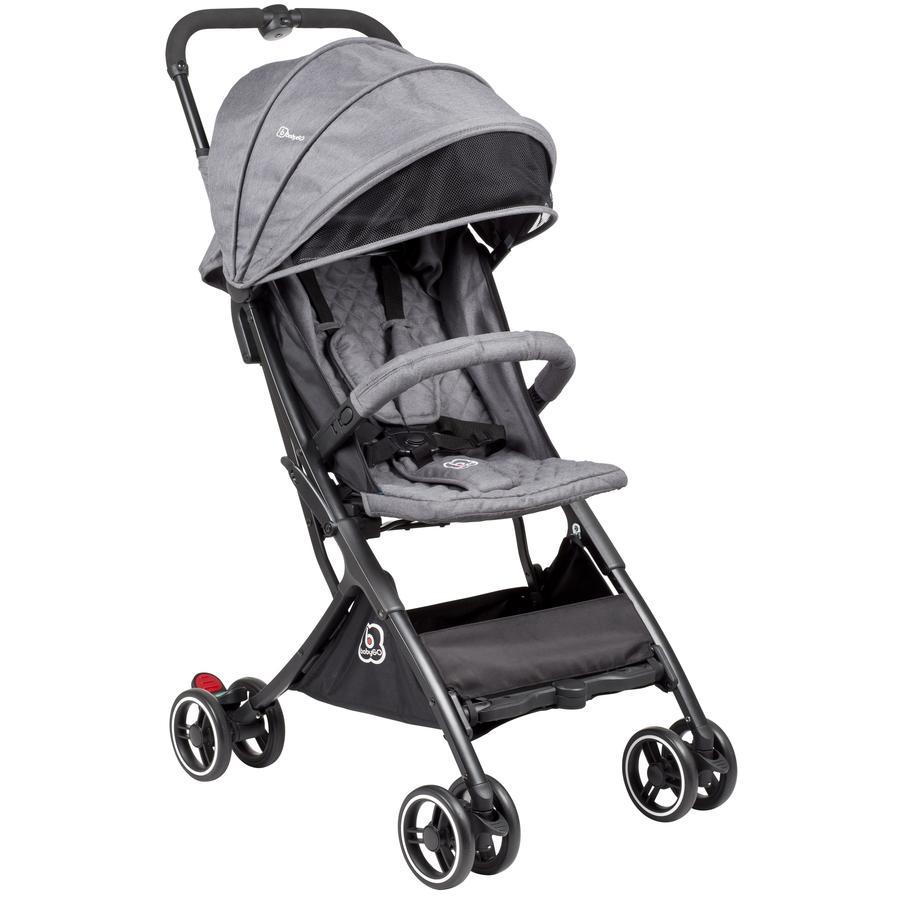 babyGO Passeggino leggero Micro - grey