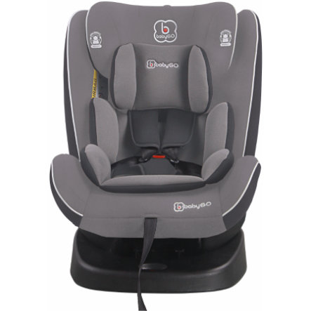 babyGO Kindersitz Nova grey