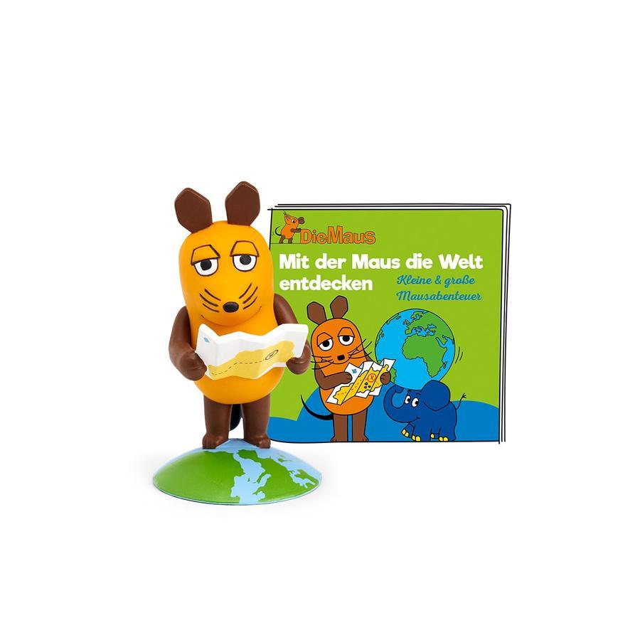 tonies® Die Sendung mit der Maus - Mit Maus die Welt entdecken