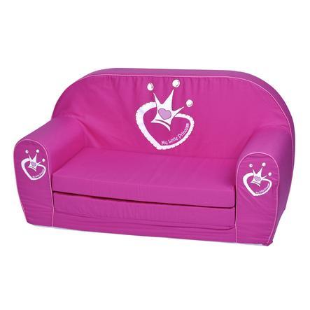 knorr® toys Børnesofa - Meggy My Little Princess