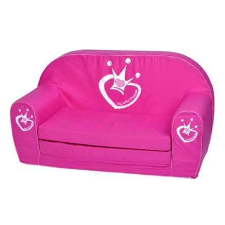 knorr® toys Kindersofa - Meggy My Little Princess