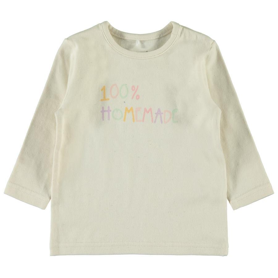 name it Camisa manga larga Dedanne blanco nieve