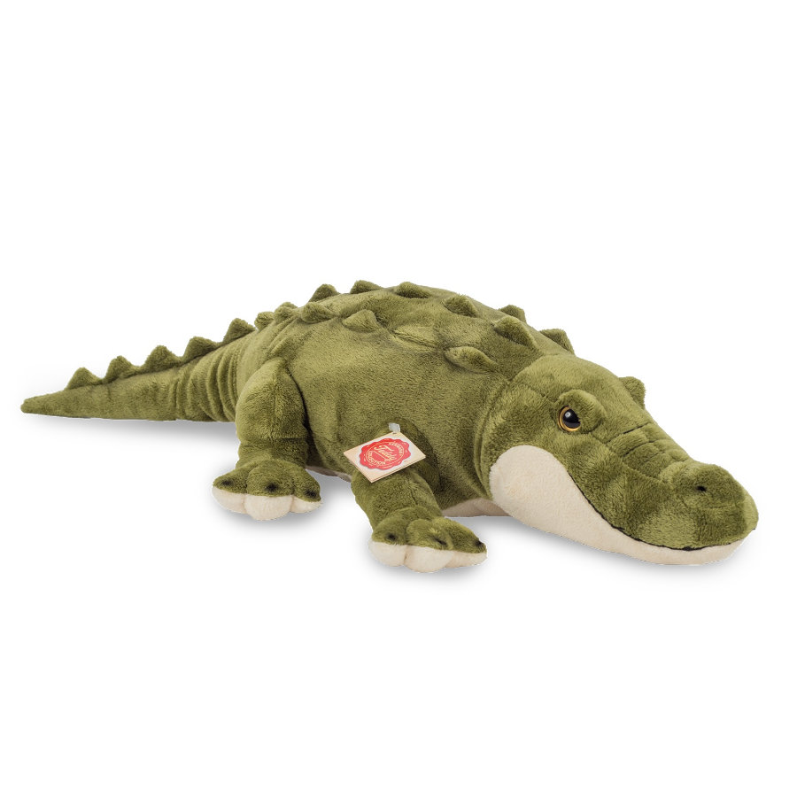 Teddy HERMANN® Peluche crocodile 60 cm