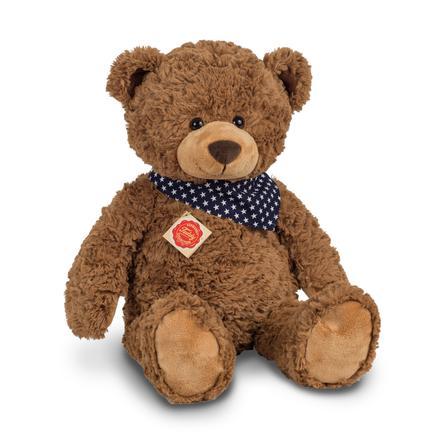 Teddy HERMANN® Nalle ruskea istuva, 48 cm