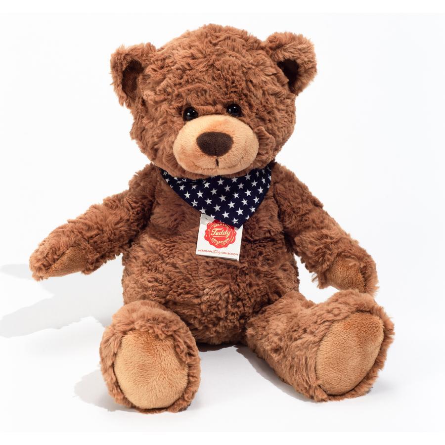 Teddy HERMANN Teddy hnědá 38 cm