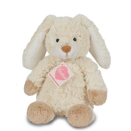 Teddy HERMANN Corazón niño - zanahoria conejito 27 cm
