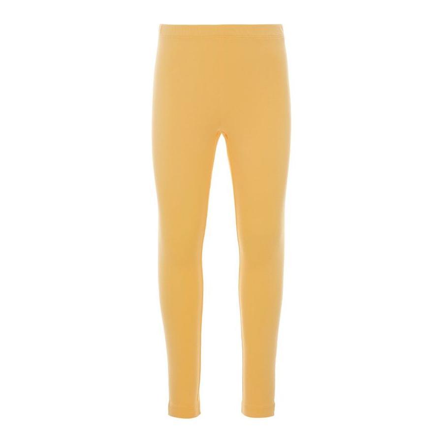 name it Girls Leggings vivian pale marigold
