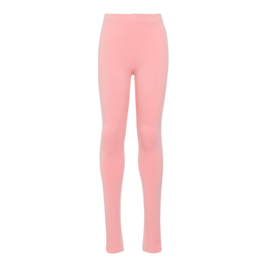name it Girls Leggings Nitvivian geranium pink