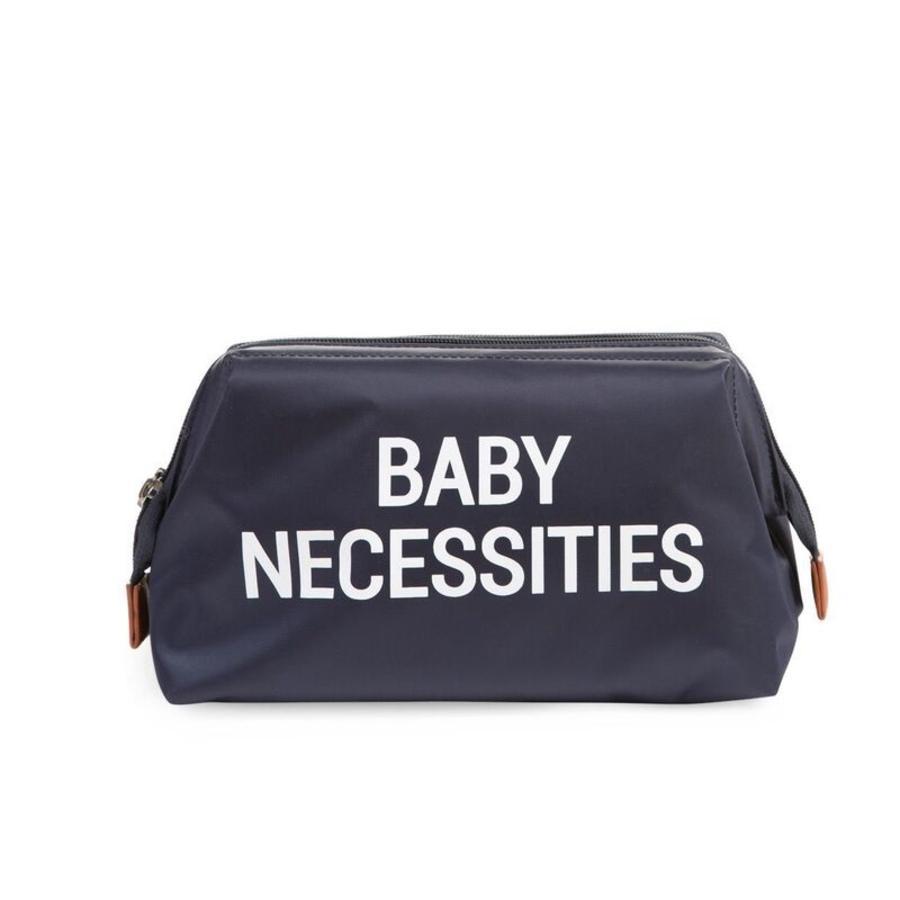 CHILDHOME Baby Necessities Kulturbeutel navy