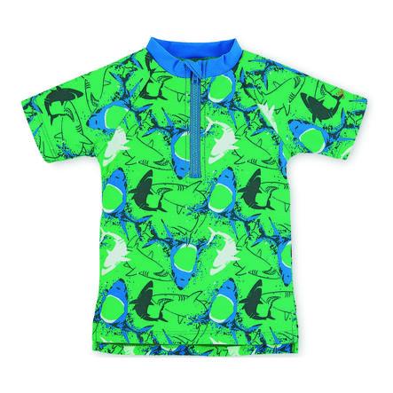 Sterntaler Kortermet svømmeskjorte Peppermynte