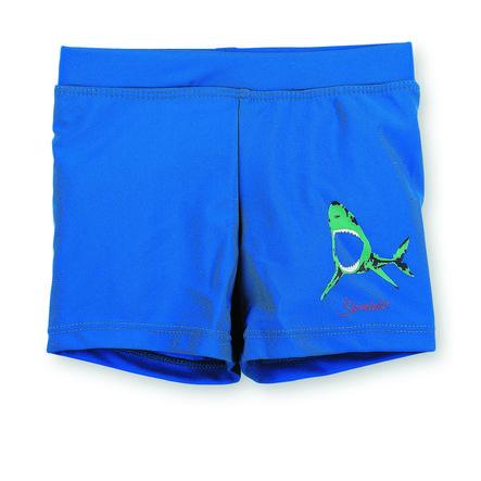 Sterntaler Niebieskie szorty kąpielowe UV